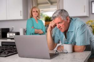 Financial concerns for retirees