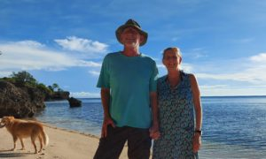 Jamie and nikki - english expats starting a business in the philippines