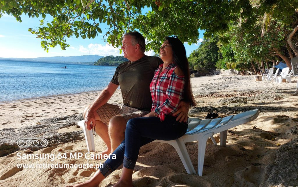 Larry and belinda a foreigner/filipina couple