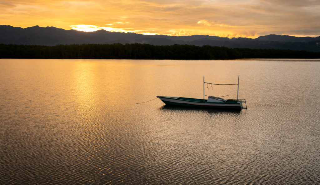 Dumaguete and its beauty seen through landscapes